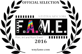 1st WNY Film, Art, and Music Event (Fame)